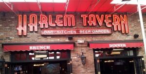 Harlem Tavern Chanel Letters