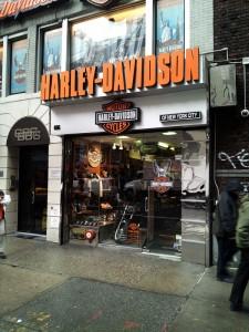 Harley Davidson Chanel Letters