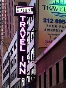 Hotel Travel Inn Channel Letters