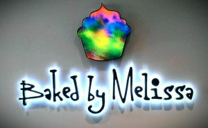 Baked by Melissa Chanel Letters