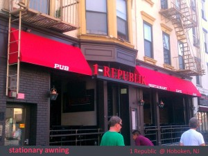 1-REPUBLIK Awning