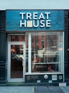 Treat House Channel Letters