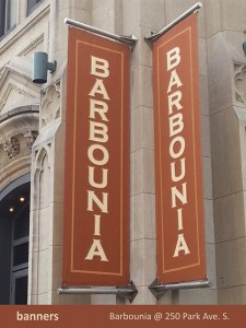 Barbounia Banner