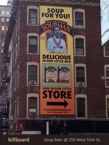 Soup Man Banner