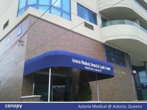 Astoria Medical Canopy