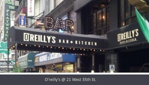 O'reilly's Canopy