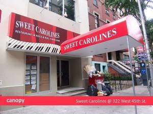 Sweet Carolines Canopy