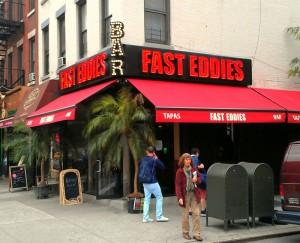 Fast Eddie's