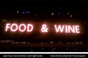 Food & Wine Event