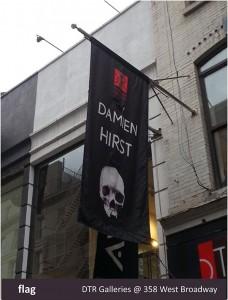 DTR Street Flag