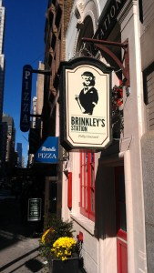 Brinkley's Station Light Box