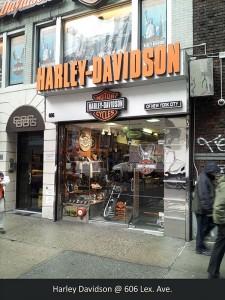 Harley Davidson Light Box