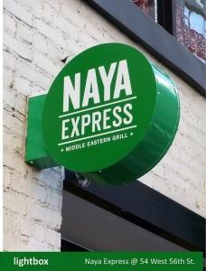 Naya Express Light Box