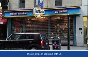 Theater Circle Light Box