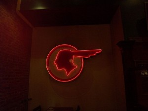 Indian Neon Sign