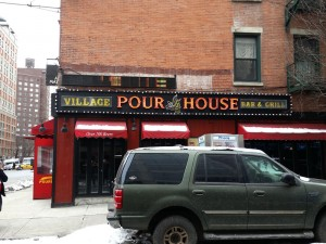 Pour House Neon Sign