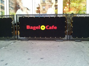 Bagel Cafe Partition