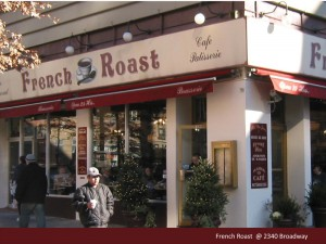 French Roast Retro Sign