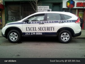 Excel Security Branding