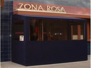 Zona Rosa Vestibule