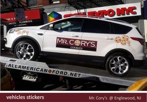 Mr. Cory's Branding