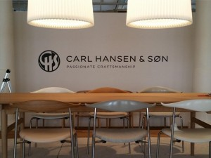 Carl Hansen & Son Wall Paper