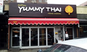 Yummy Thai Awning